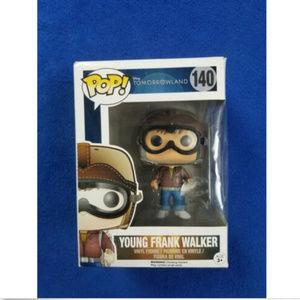 Funko POP Young Frank Walker #140 Disney TomorrowL